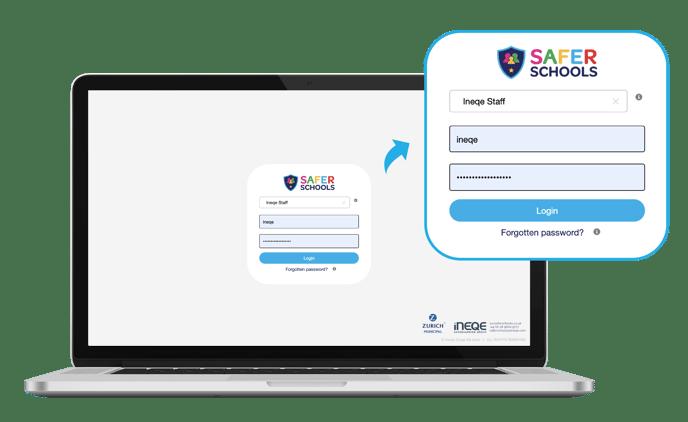 Safer Schools Admin Portal